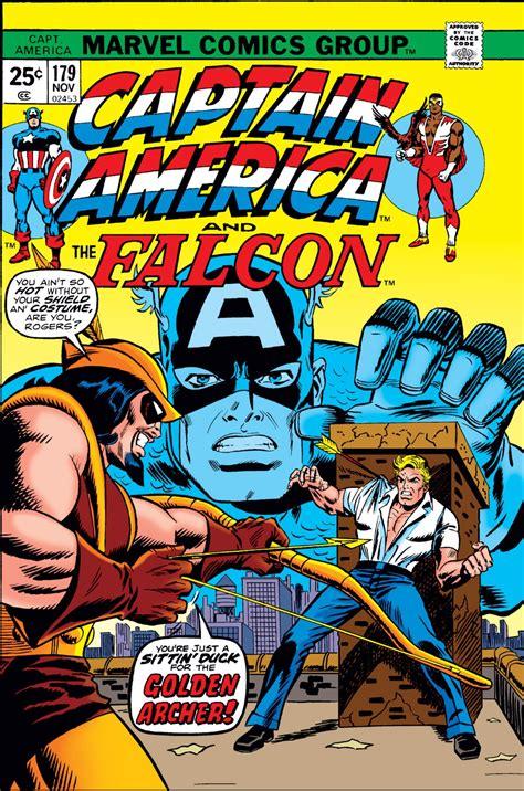 captain america vol 1 179 marvel database fandom