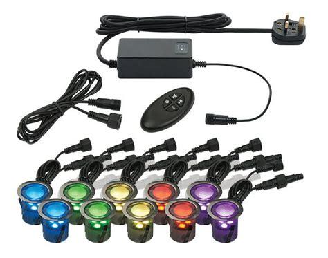 Colour Changing Ten Light Led Kit Colour Changing Led Light Kit
