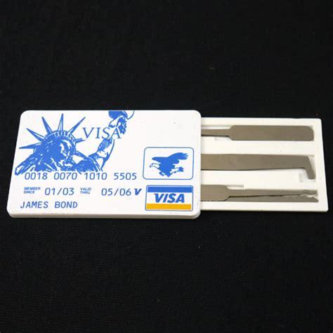 Credit Card Lock Set credit card lock set