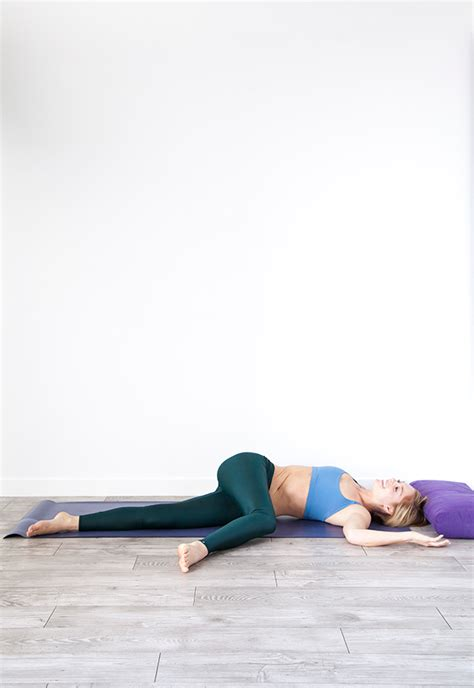 restorative yoga poses  ease  muscles   mind