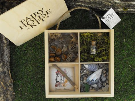 fairy house kit fairy house kit