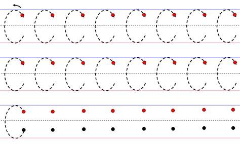 Belajar Menulis Dengan Metode Gsuka Usia 4 7 Tahun worksheet belajar menulis menyenangkan a d untuk anak usia dini belajar membaca menulis