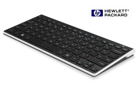 tastiera qwerty layout android tastiera wireless bluetooth hp k4000 slim keyboard per so