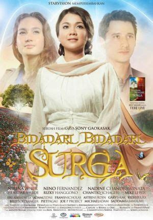 film surga untuk anakku bidadari bidadari surga cinema 21