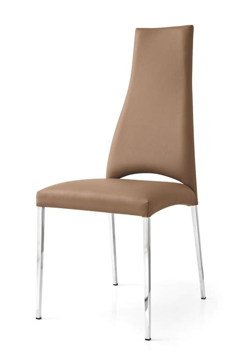 Calligaris Juliet Leather Dining Chair Frank Mc Gowan Calligaris Dining Chairs