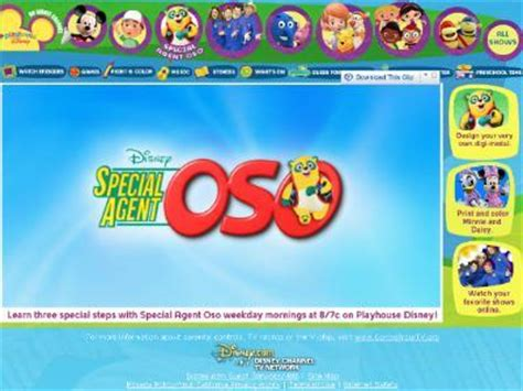 playhouse disney website playhouse disney believes imagination learning hand