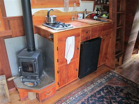 tiny house wood stove pinterest the world s catalog of ideas
