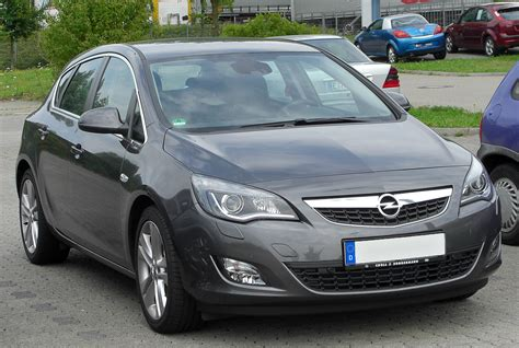 opel astra file opel astra j front 20100725 jpg wikimedia commons