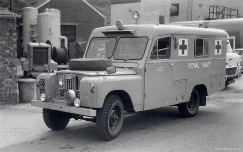 navy land rover imcdb org land rover 109 series iia military ambulance