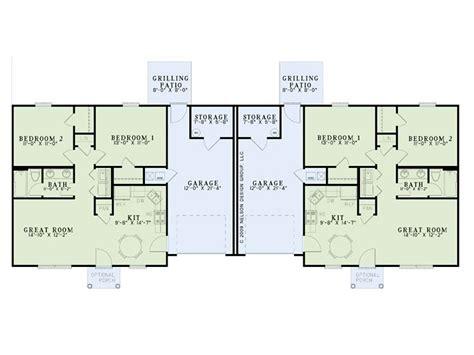multi family house plan single story multi family house plans 28 images 1 story multi family traditional