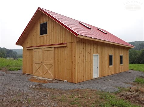garage barns custom crafted wooden barn garage