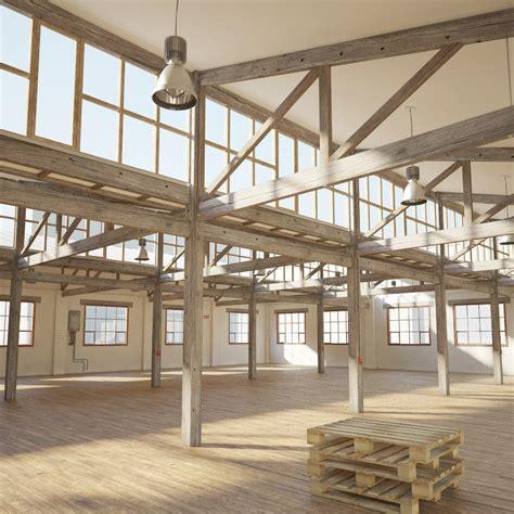 warehouse interior  environments
