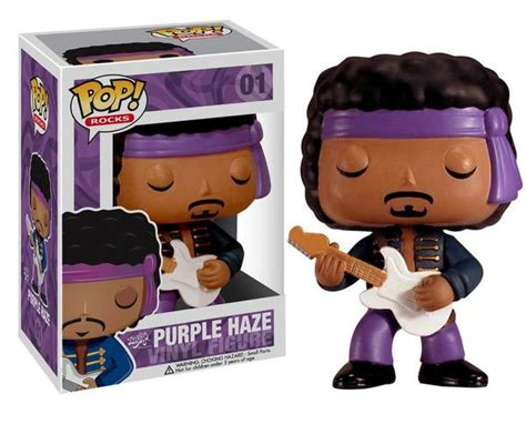 jimi hendrix purple haze funko pop conquest comics