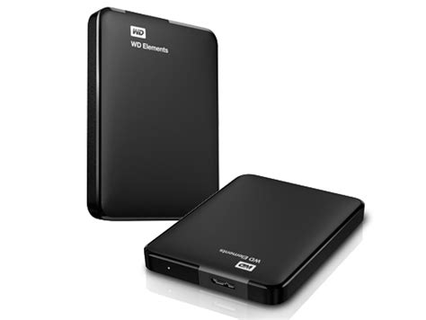 Hardisk External Wd 250gb Jual Wd Elements 1tb Hdd Hardisk Eksternal Harddisk