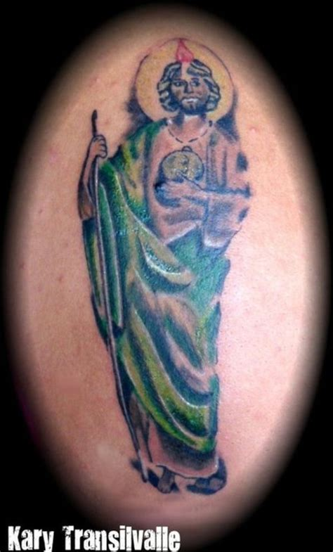 saint jude tattoo st jude picture at checkoutmyink