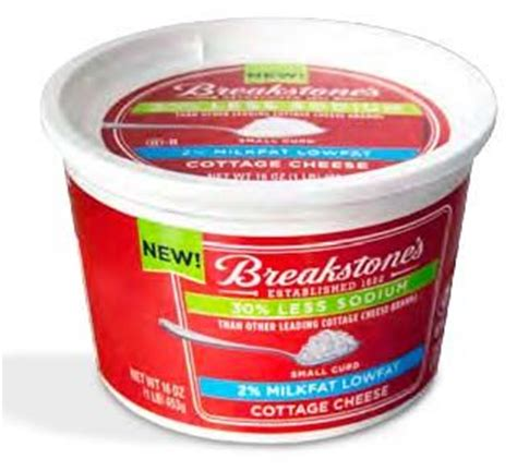 low sodium cottage cheese brands pin by nutritionaction on right stuff