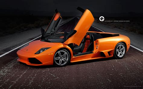 Lamborghini Car Hd Images Lamborghini Murcielago Widescreen Wallpaper Hd Car