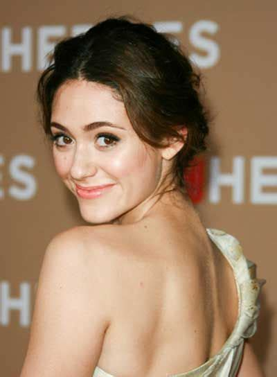 emmy rossum updo 25 beautiful brunette updo ideas on pinterest wedding