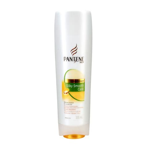 Sho Pantene Di Indo jual pantene conditioner smooth silky 335ml jd id