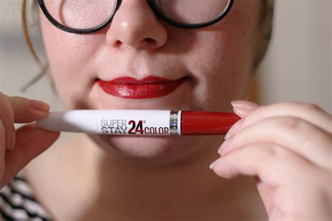 maybelline 24 hour color maybelline superstay 24 hour lip color like me