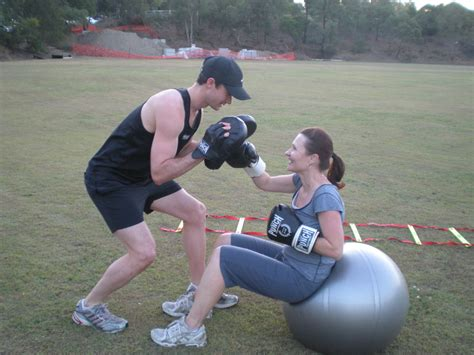 Kaos Fitness Personal Trainer 2 mac health and fitness in kangaroo point brisbane qld