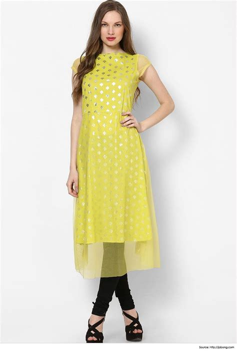 kurta pattern with net top 6 simple yet stylish neck designs for kurtis