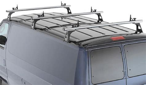 tracrac tracvan ladder rack 3 bar 750 lbs tracrac