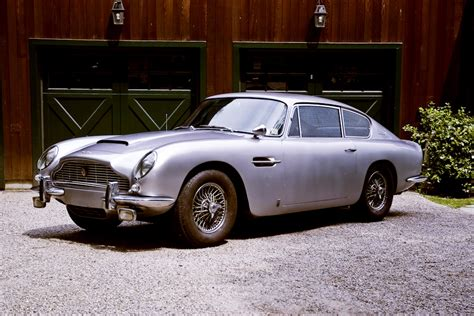 Lamps From The 60s by 1967 Aston Martin Db6