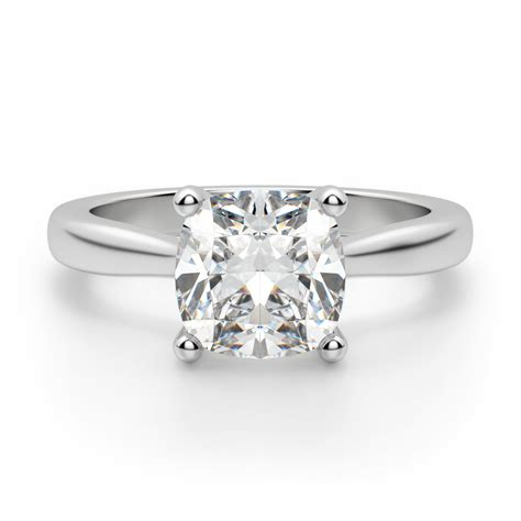 Cushion Cut Engagement Rings by Montreal Cushion Cut Engagement Ring Engagement Rings