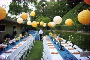 Diy outdoor wedding decoration ideas 3 home design ideas