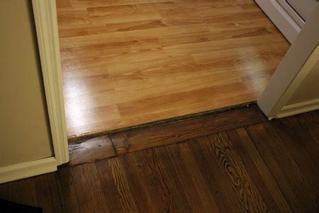 hardwood transition diy and home improvement blog fresh nest blog