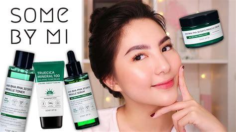 review testing skincare korea   mi