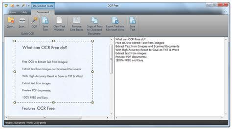 free full version ocr software download free ocr free by ocrfree inc v 7 2 9 software 176425