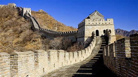 sejarah sejarah pembangunan tembok besar  china