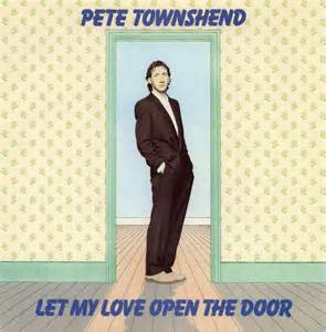 chartarchive pete townshend let my open the door