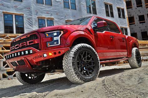 2017 ford raptor ruby 2017 ford f 150 svt raptor custom show truck crew cab ruby