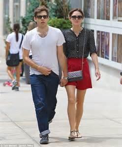 Keira Knightley Cuddles And Kisses New Husband James