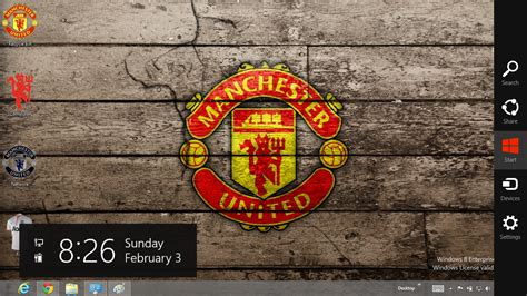 themes facebook manchester united download tema manchester united 2013 untuk windows 7 13