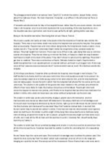 Harry Potter Analysis Essay by Comparison Of Harry Potter And The Philosopher S And Aice In Gcse