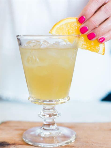 Step 3 Tanpa Alkes Cocktail Original easy recipe for a bourbon honey cider cocktail hgtv