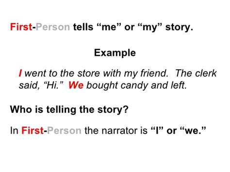 3rd Person Narrative Essay by Narrative Essay Written In Third Person