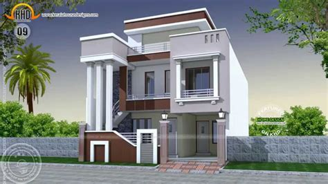 Design Of Houses by House Designs Of December 2014 Youtube