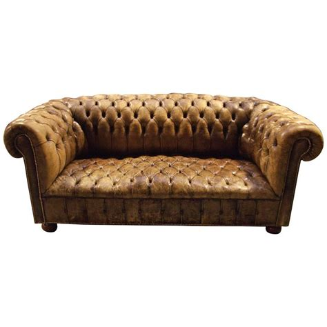Chesterfield Leather Sofas For Sale Vintage Leather Chesterfield Sofa For Sale At 1stdibs
