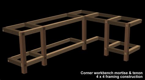 corner bench design workbench corner plans plans free pdf download