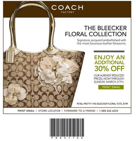 couch outlet coupons coach factory outlet 30 off printable coupon al com