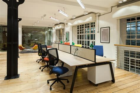 gresham office furniture showroom clerkenwell