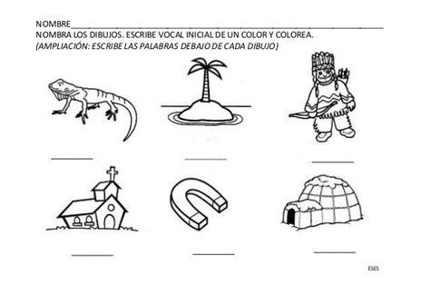 imagenes infantiles que inicien con la letra i im 225 genes de palabras con i material para maestros