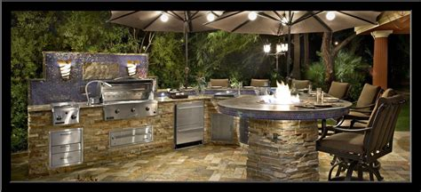 Bbq Backyard Ideas by Backyard Barbecue Design Ideas