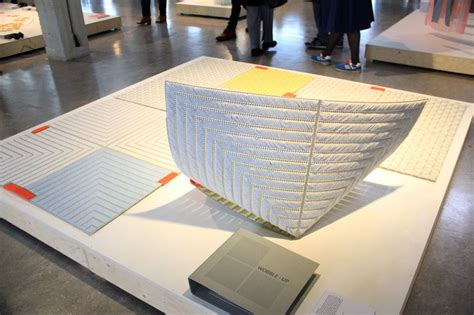 design academy eindhoven library sam linders develops foldable seat solution using