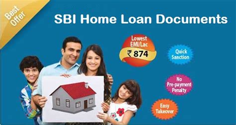 documents required  sbi home loan applicant guarantor